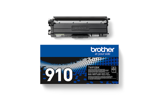 Originalan Brother TN-910BK toner – crni 2