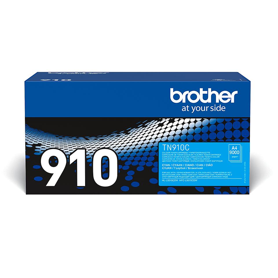 Toner cião TN910C Brother