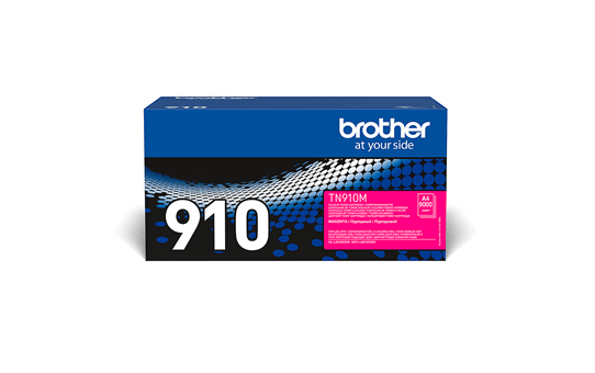 Brother TN-910M Toner originale – Magenta