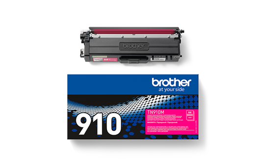 Originalan Brother TN-910M toner – magenta 3