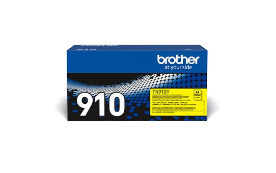 Brother TN-910Y Tonerkartusche – Gelb 2