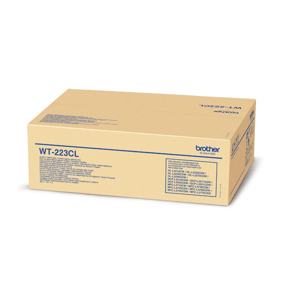Original Brother WT223CL spildtonerbeholder