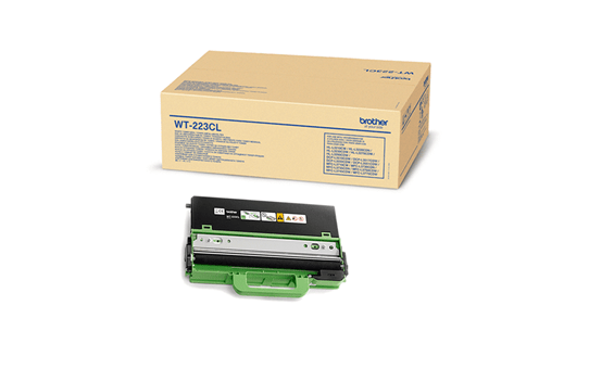 Originalna Brother WT-223CL kutija za otpadni toner  2