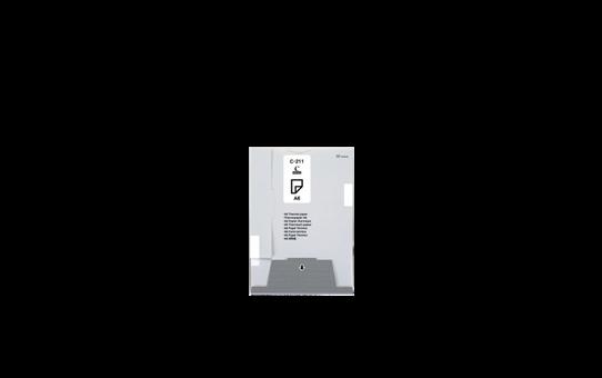 C-211S papier thermique A6