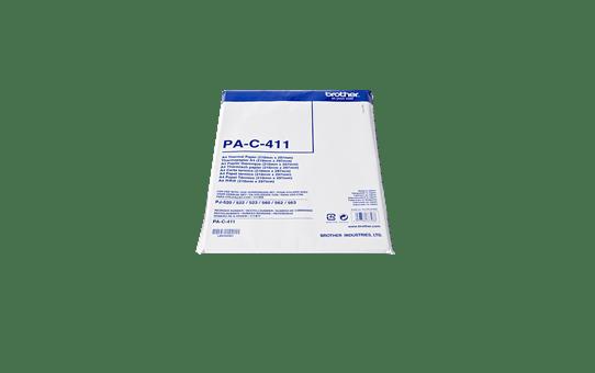 PA-C-411 papier thermique A4 prédécoupé