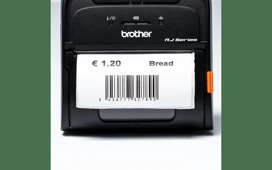 Sukarpytų etikečių ritinelis BDE-1J044076-040 skirtas tiesioginiam terminiam spausdinimui 4