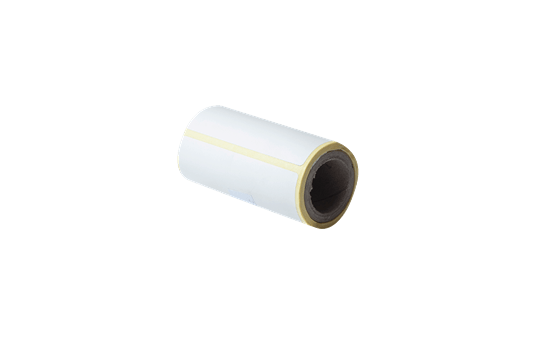 Sukarpytų etikečių ritinelis BDE-1J044076-040 skirtas tiesioginiam terminiam spausdinimui 2