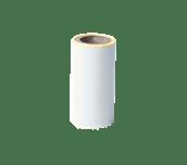 BDE-1J044076-040 - labelrulle i hvid med udstansede labels