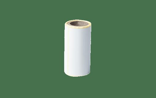 Tiešās termodrukas sagrieztas uzlīmes rullī BDE-1J044076-040