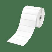 RDS04E1 12 rollos de etiquetas. 1.552 etiquetas de 76 x 26 mm
