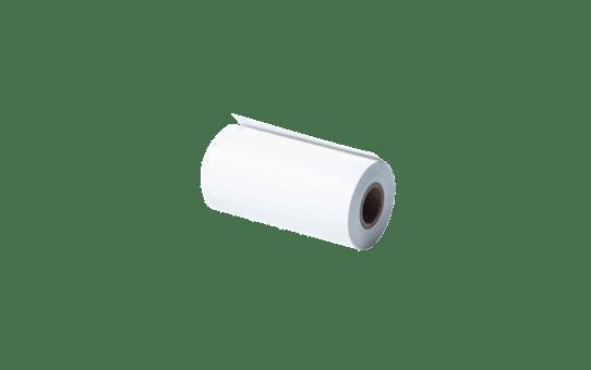 Brother original BDE1J000057030 hvit kvitteringsrull i løpende lengde for direkte termisk utskriftsteknologi 2