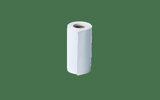 Brother original BDE1J000057030 hvit kvitteringsrull i løpende lengde for direkte termisk utskriftsteknologi