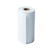 BDE1J000079040 receipt roll with transparent background - front