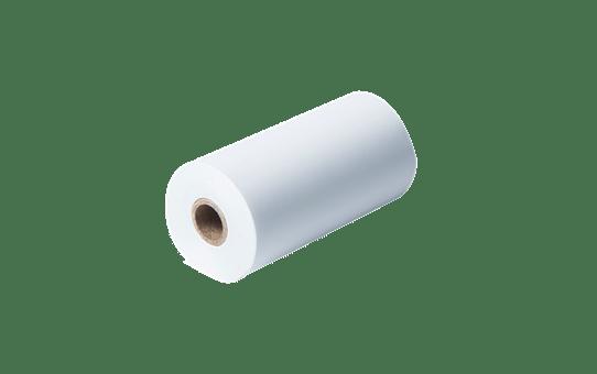 Brother original BDE1J000079040 hvit kvitteringsrull i løpende lengde for direkte termisk utskriftsteknologi 3