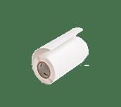 RD-M03E1 - hvid rulle med udstansede labels