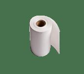RD-P08E5 - hvid kvitteringsrulle i endeløs bane