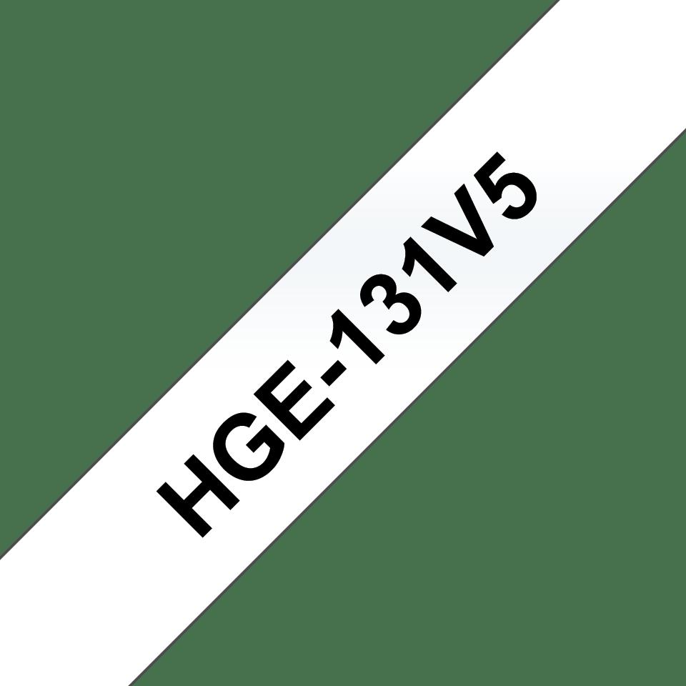 HGE131V5 Cinta HGede alta resolución de impresión