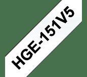 HGE151V5 Cinta HGe de alta resolución de impresión