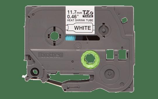 Brother HSe-231 Schrumpfschlauch – schwarz auf weiß 3