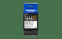 HSe-241 étiquettes pour gaine thermorétractable 17,7mm 3