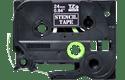 STe-151 ruban pochoir pour gravure 24mm 2