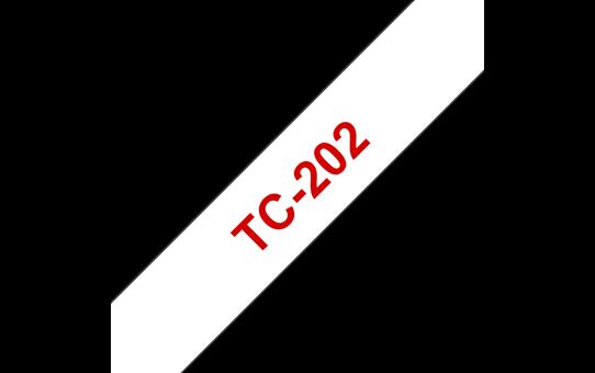 TC-202 ruban d'étiquettes 12mm
