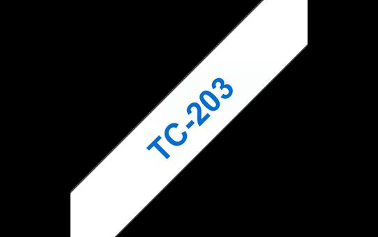 TC-203 ruban d'étiquettes 12mm