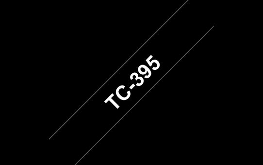 Originalna Brother TC-395 kaseta s trakom za označevanje