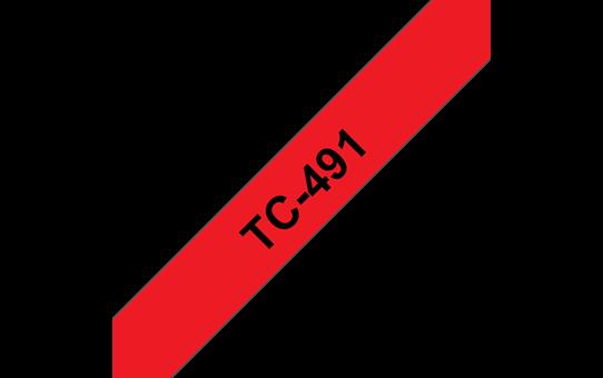 TC-491 ruban d'étiquettes 9mm