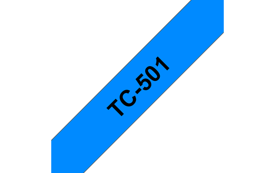 TC-501 ruban d'étiquettes 12mm