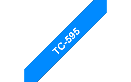 TC-595 ruban d'étiquettes 9mm