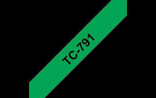 TC-791 ruban d'étiquettes 9mm