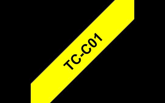 TC-C01 labeltape 12mm