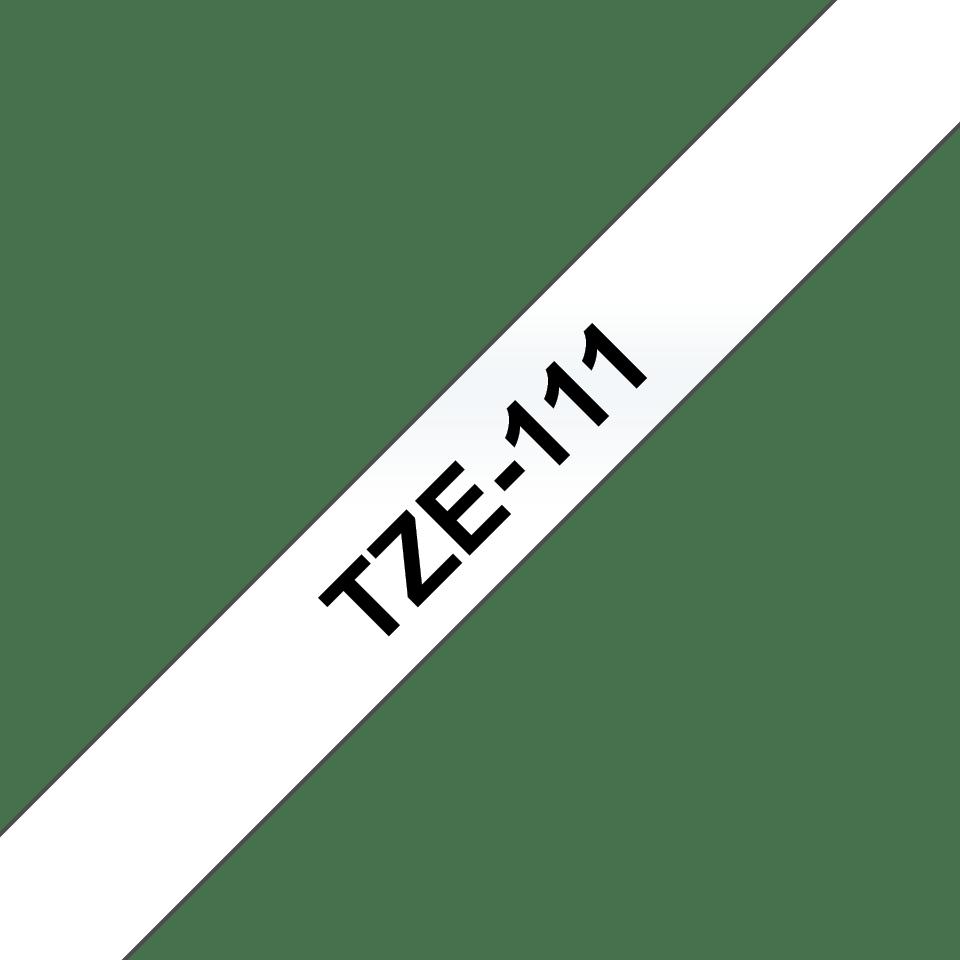 Cinta laminada TZe111 Brother