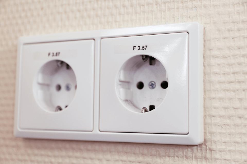 Fita laminada TZe111 Brother para interruptores