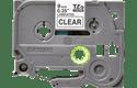 TZe-121 ruban d'étiquettes 9mm 2
