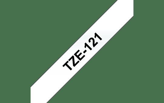 TZe-121 labeltape 9mm