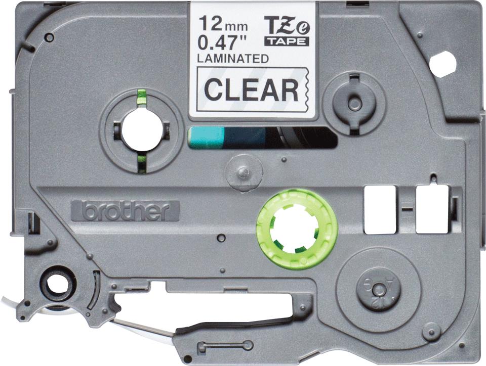 Originalna Brother TZe-131S kaseta s trakom za označevanje 2