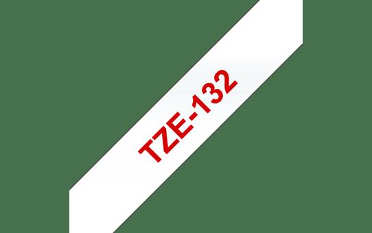TZe-132 ruban d'étiquettes 12mm