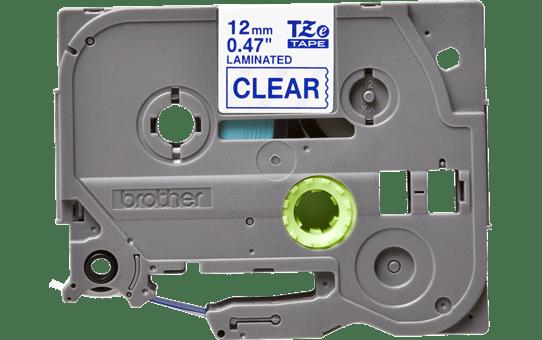 TZe-133 ruban d'étiquettes 12mm 2