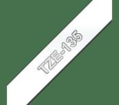 Fita laminada TZe135 Brother