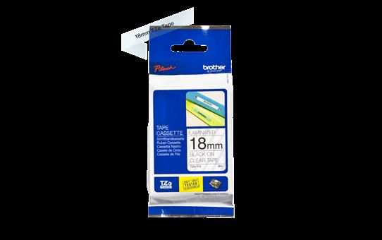 TZe-141 labeltape 18mm 3