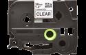 Cassette à ruban pour étiqueteuse TZe-161 Brother originale – Noir sur transparent, 36mm de large 2