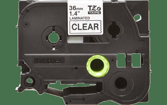 TZe-161 labeltape 36mm 2