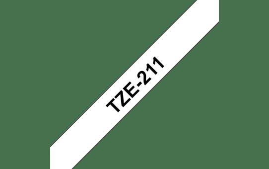 TZe-211 ruban d'étiquettes 6mm