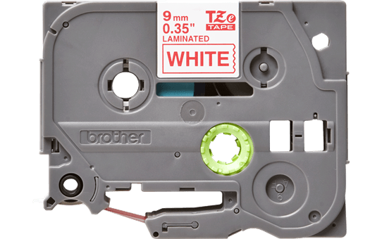 Brother TZe-222 9mm labeltape 2