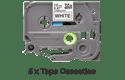 TZe-231M5 ruban d'étiquettes 12mm