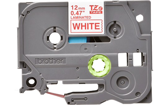TZe-232 ruban d'étiquettes 12mm 2