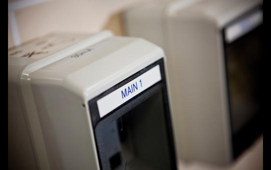 TZe-233 kaseta s trakom za označavanje 4