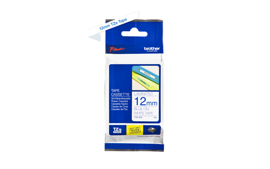 Brother TZe-233 12mm labeltape 3